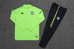 Тренувальний костюм Manchester City 2018-19
