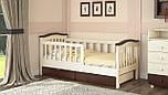 """Детская кровать с бортиками от 3 лет """"Конфетти"""""""