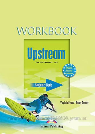 UPSTREAM ELEMENTARY WORKBOOK S'S ISBN: 9781845587581, фото 2
