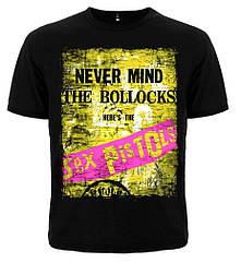 """Футболка Sex Pistols """"Never Mind The Bollocks"""", Размер S"""