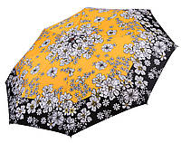Женский зонт Airton Белые цветы ( автомат ) арт. 3635-8