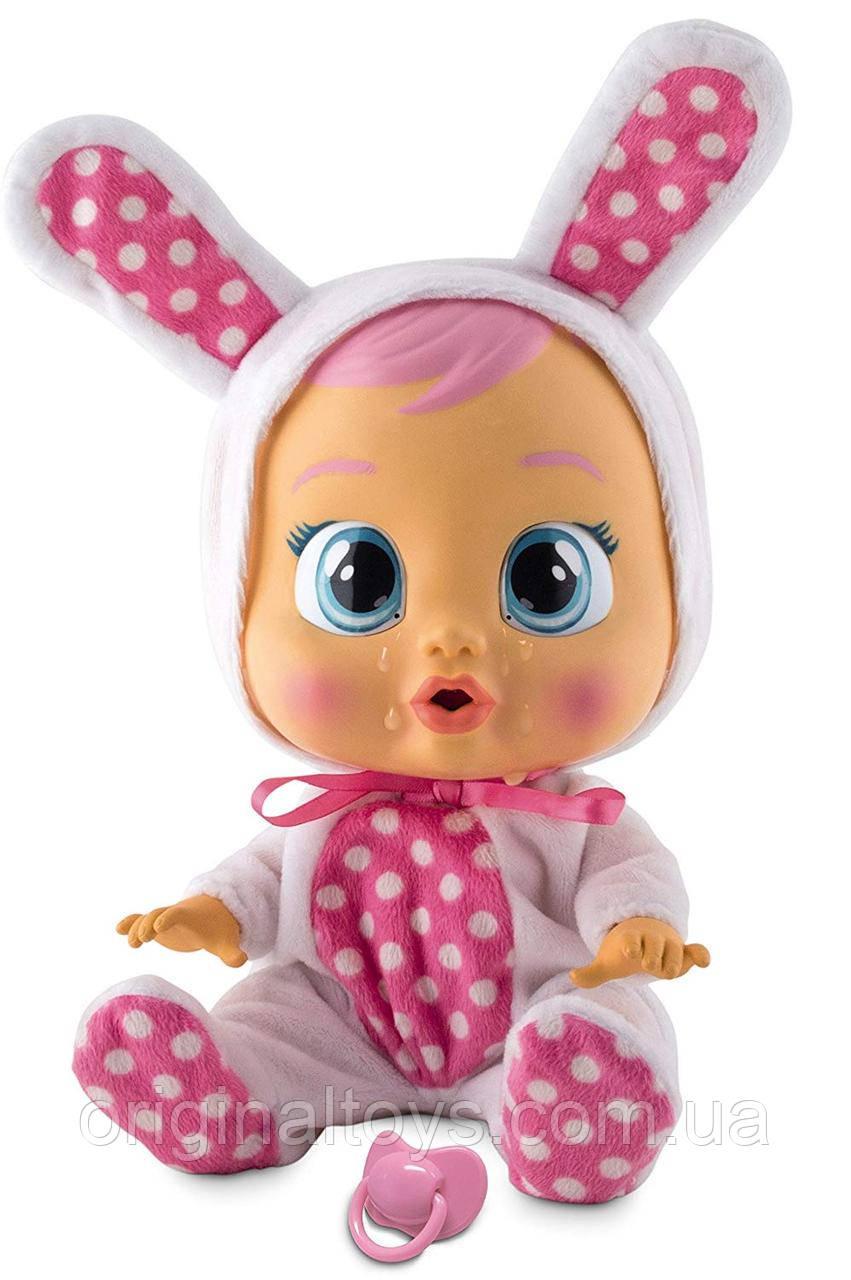 Інтерактивна лялька пупс Cry Babies Плакса Конні
