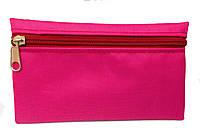 Кошелек женский тканевой розовый 13х7