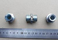 Штуцер гидравлический подсоединительный  S24 М20*1,5-М20*1,5