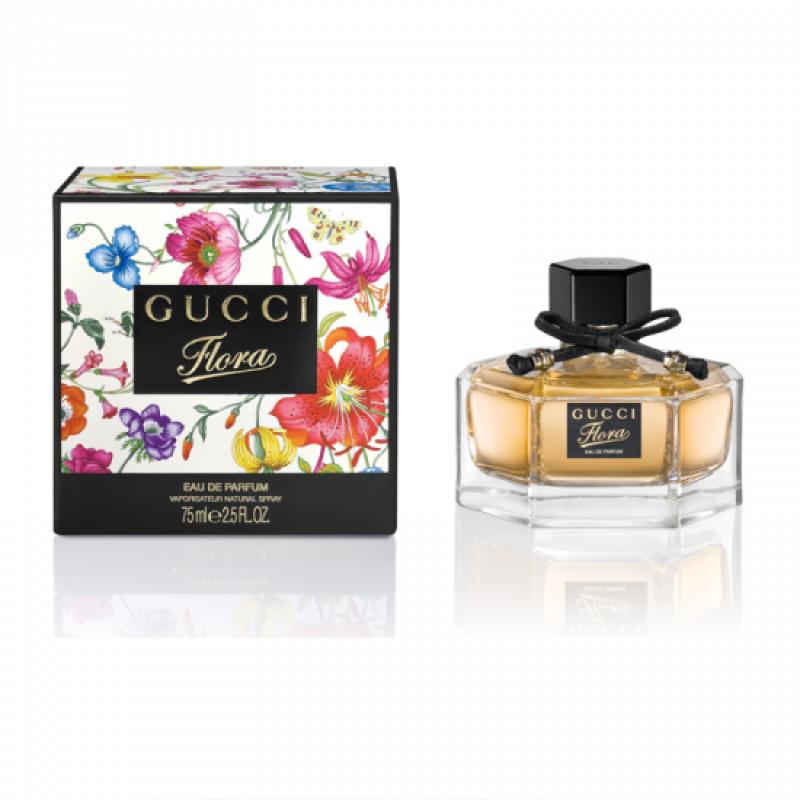 Женская парфюмированная вода Gucci Flora by Gucci NEW, 75 мл