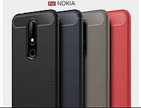 TPU чехол Urban для Nokia 5.1 Plus / X5