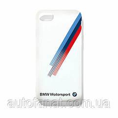 Оригинальный чехол для смартфона Apple iPhone 7, iPhone 8 BMW Motorsport Design (80282447959)