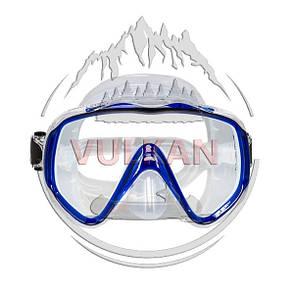 Маска Marlin Visualator Blue/Clear, фото 2