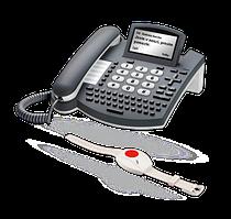 Настольный сотовый телефон с кнопкой паники GR-BASIC