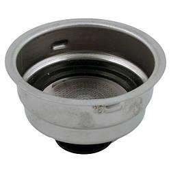Крему-фільтр на дві порції для кавоварки DeLonghi AS00001314 (7313275109, 7313285819)