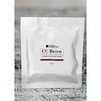 Хна для брів CC Brow у саше (коричневий) 10грамм