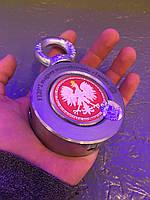 Поисковый магнит двусторонний F120х2 Польша 120 кг Turtle