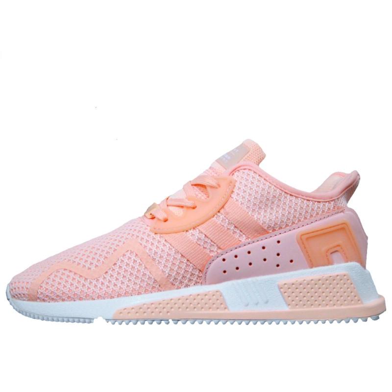 Кроссовки женские Adidas EQT Cushion ADV (розовые) Top replic