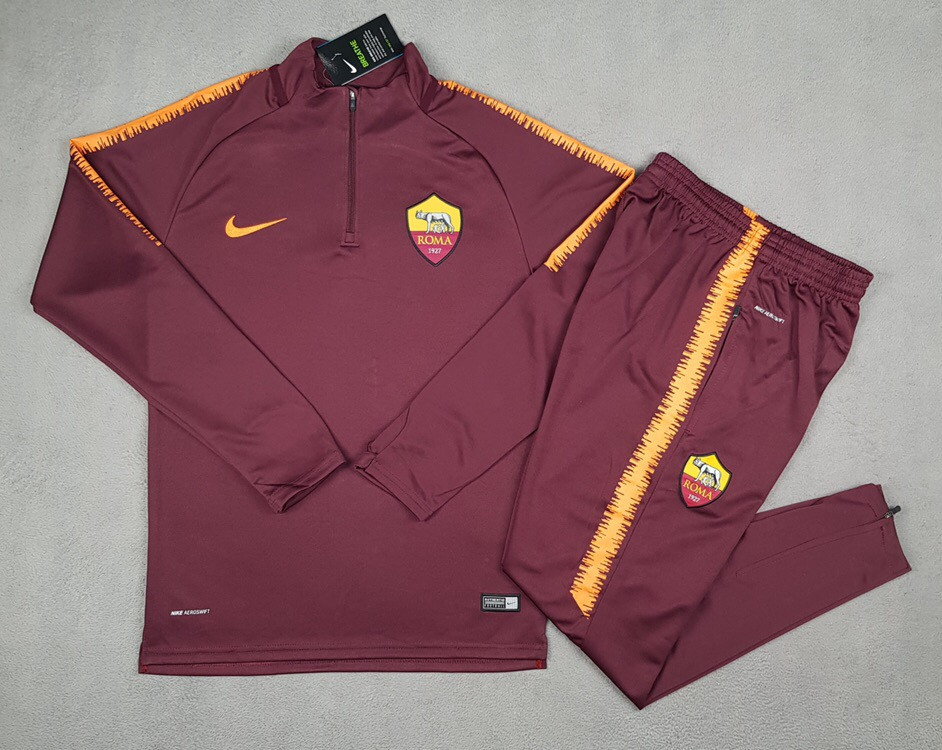 Тренировочный костюм Roma 2018-19
