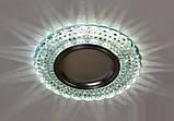 Точечный светильник 7861R LED с подсветкой 6000K, фото 3