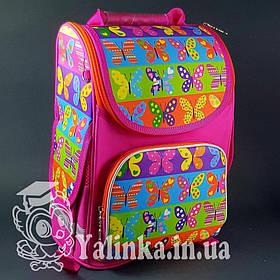 Рюкзак каркасный  PG-11 Butterfly  31*26*14 555214  Smart