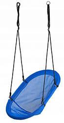 Детская качеля подвесная лодка Ecotoys SW09 синий (8043)