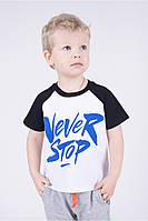 Великолепная футболка для мальчика.Разные цвета.