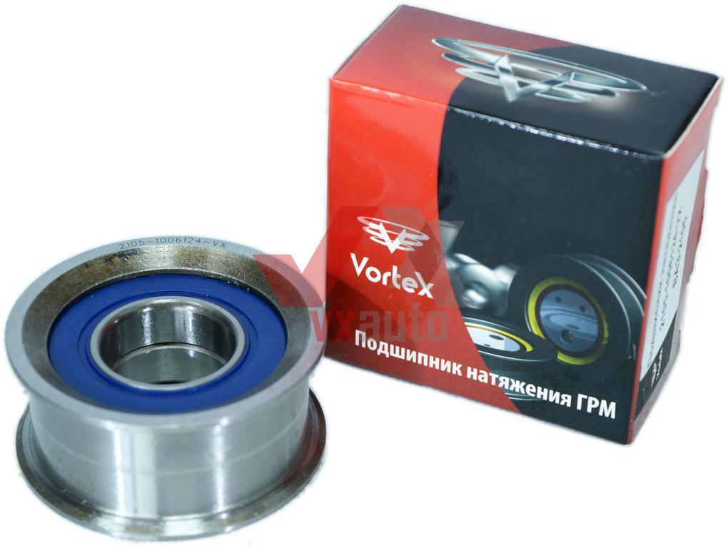 Подшипник натяжного ролика ВАЗ 2105 старый тип Vortex