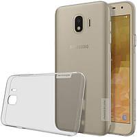 TPU чехол для смартфона Nillkin Nature Series для Samsung J400F Galaxy J4 (2018)