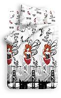 Winx Fairy Couture Комплект постельного белья Fly High полуторный детский 255830