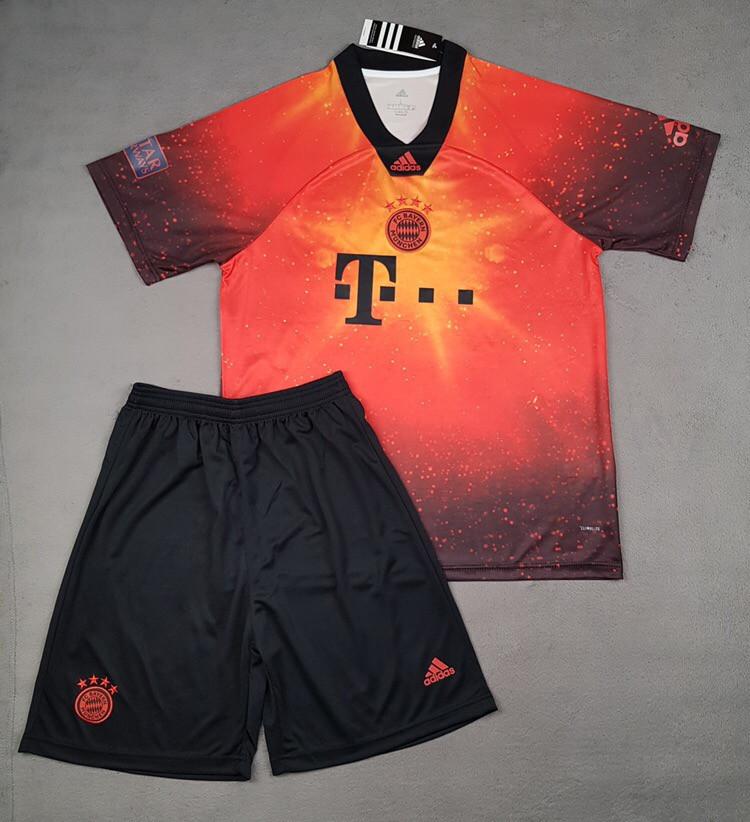 Футбольная форма  Bayern 2018-2019