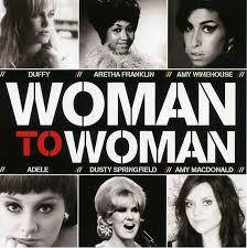 CD-диск Various - WOMAN TO WOMAN (2CD)