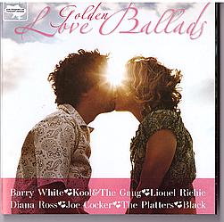 CD-диск Various – Golden Love Ballads
