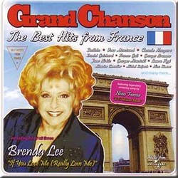 CD-диск Various – Grand Chanson The best hits from France