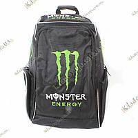 Рюкзак Monster energy для мотоцикла