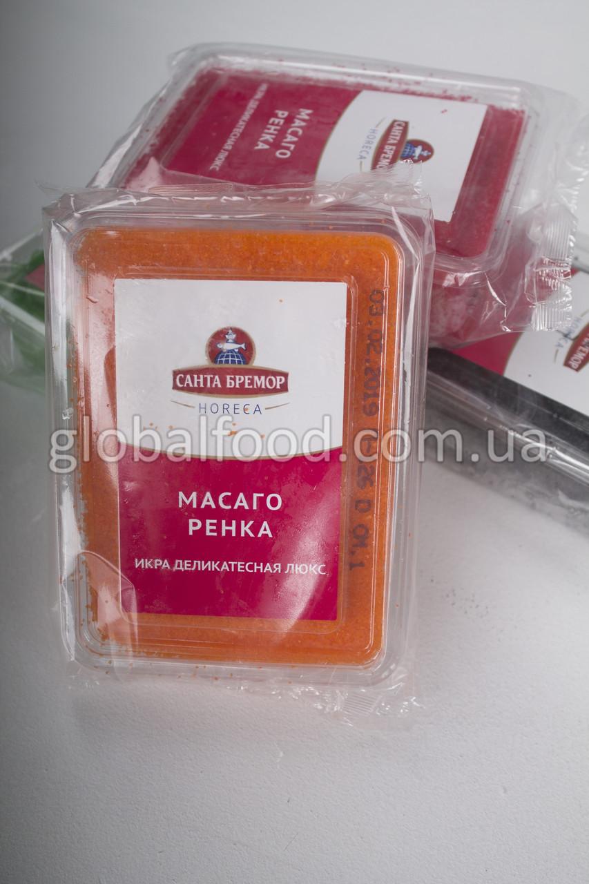 Икра Капеллана Масаго Ренка  Замороженная Оранжевая (0,5 кг.)