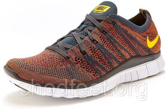 Мужские кроссовки Nike Free 5.0 NSW Anthracite