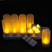 Свечи Светодиодные Чайные Аккумуляторные