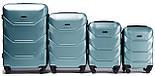 Валізи чемоданы сумки на колесах WINGS 147-4 Польща, фото 6