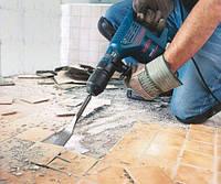 Демонтаж плитки, кахлю у Тернополі