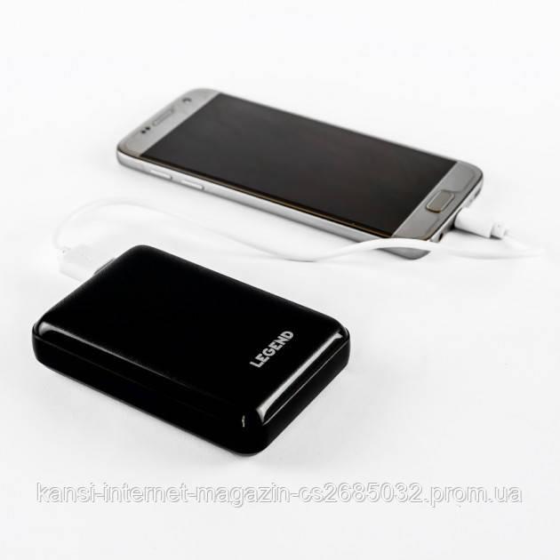 Рower bank LEGEND 16000mAh LD4001, портативний зарядний пристрій (Power Bank)