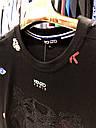 Футболка мужская Kenzo черная, фото 3
