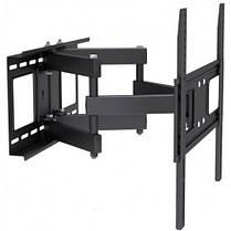 Кронштейн для телевизоров и мониторов с поворотом Wall Mount 26-55 CP402 5069, фото 2
