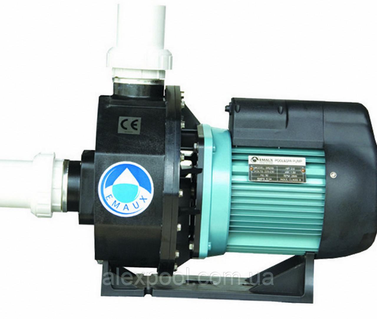 Emaux SR30 3ф насос для басейну (SR 30 3F, 31 м. куб/год, 2.18 кВт, 3,0 HP, 380В)
