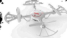 Квадрокоптер SYMA X5UW-D,   с поворотной FPV-камерой ( 32 cм)