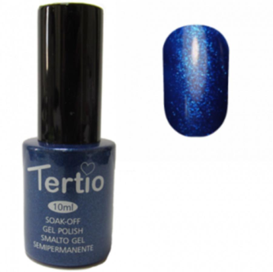 Гель-лак Tertio № 055 (светло-лазурный с микроблеском)