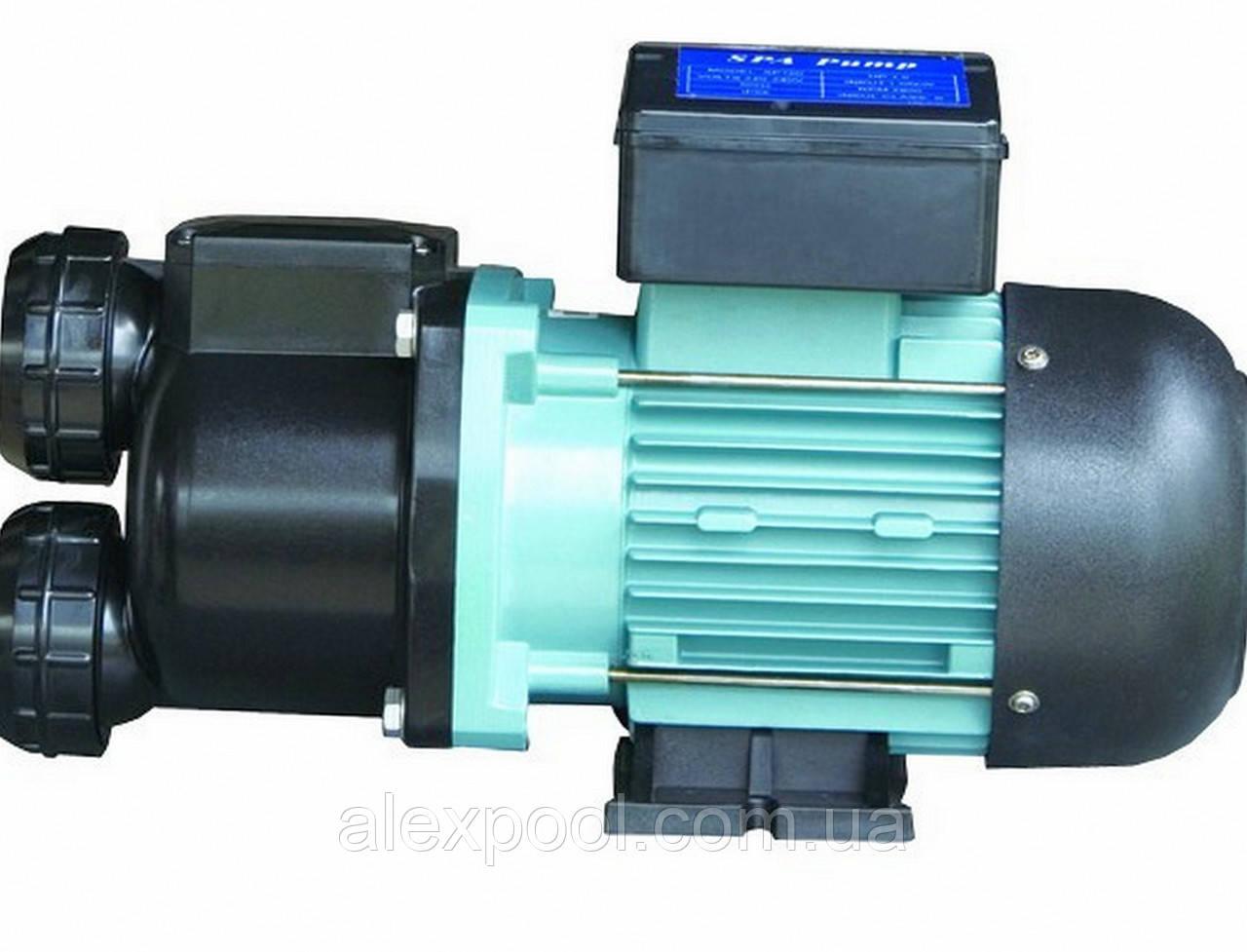 Emaux SP100 Насос для гідромасажу (SP 100, 12,5 м. куб/год, 0,9 кВт, 1,0 HP, 220В)