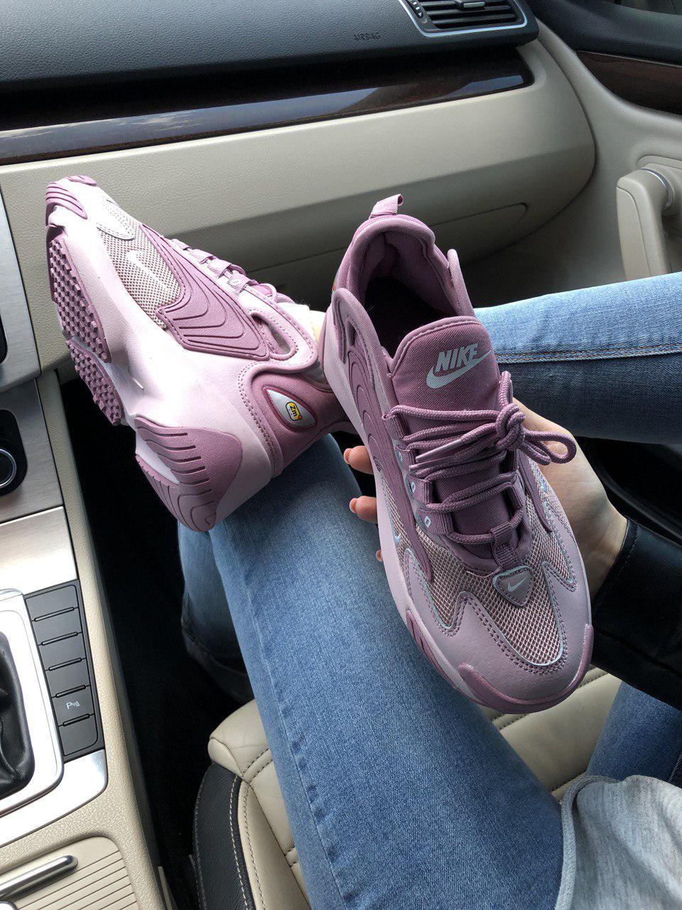 5c76a5bf ... Nike Wmns Zoom 2K Plum Dust/ Pale Pink   кроссовки женские; сиреневые /  розовые ...