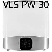 Бойлер (водонагреватель) ARISTON ABS VLS EVO PW 30 на 30 литров, плоский