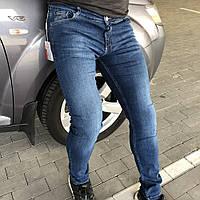 9b8f416dd82c4 Мужские джинсы Prada Jeans Classic Logo Blue, зауженные джинсы Прада  светло-синие