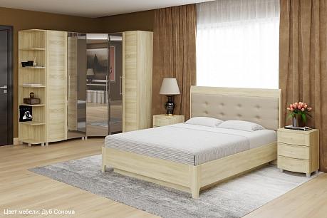 Спальня Дольче Нотте - комп.4 (Лером)