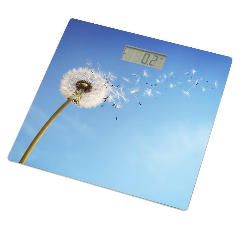 Весы напольные Grunhelm BES-BLB