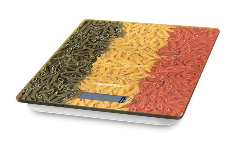 Весы кухонные VITEK 2409 5 кг электронная, фото 2