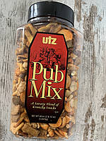 Потрясающе вкусные снэки для веселой компании UTZ Pub Mix