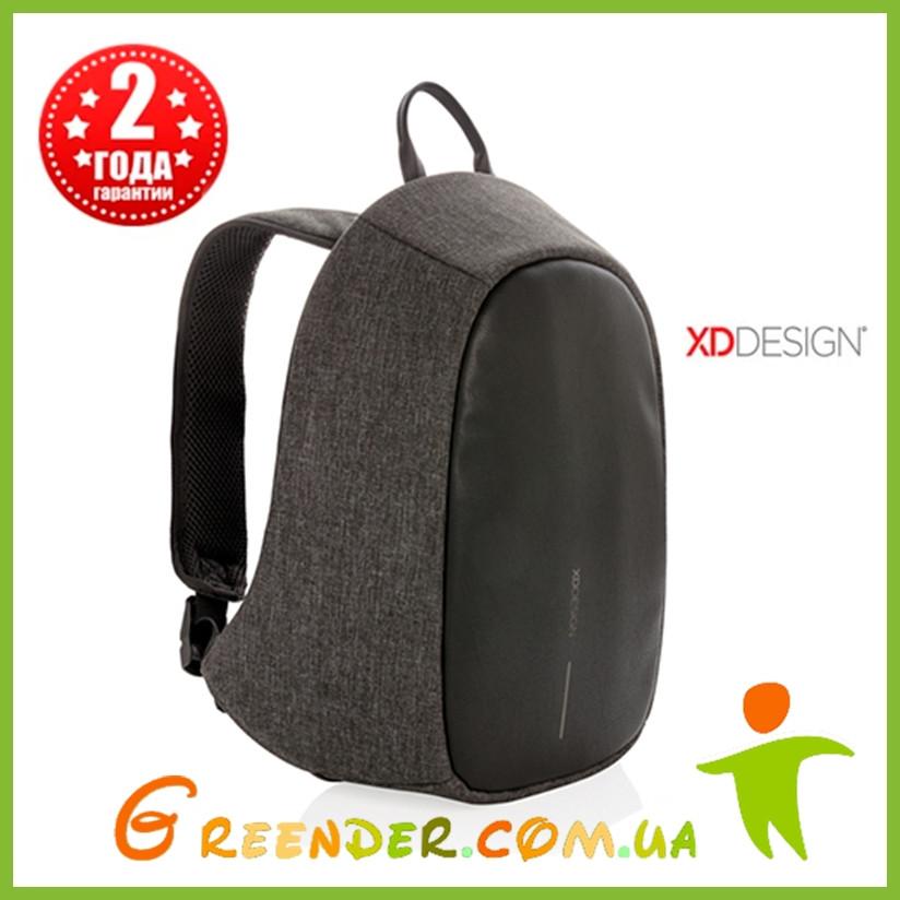 Рюкзаки антивор XD Design Bobby Cathy с тревожной кнопкой, черный